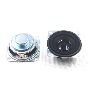 Image 1 - 2 adet 2 inç 4OHM 5W neodimyum ses hoparlör tam aralıklı hoparlörler bas multimedya hoparlör bluetooth hoparlörler bilgisayar