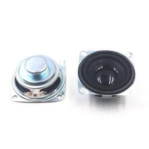Image 1 - 2pcs 2 אינץ 4OHM 5W Neodymium אודיו רמקול טווח מלא רמקולים בס מולטימדיה רמקול עבור bluetooth רמקולים מחשב