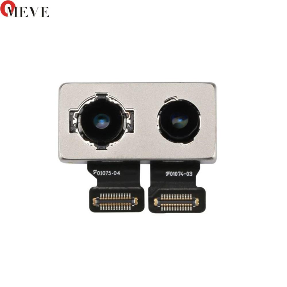 100 TEST OK original Rear Back big camera for iPhone 8 PLUS 8P camera Module Flex