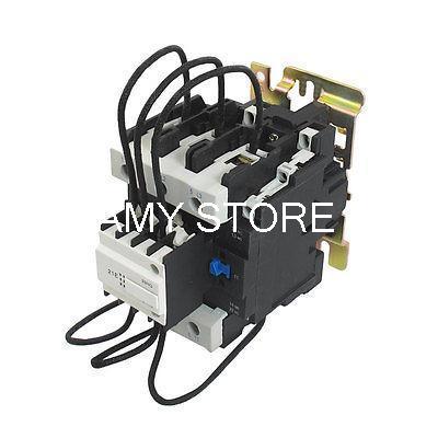 цена на CJ19-95 Ui 500V 24V Coil 95A Pole 1NO Changeover Capacitor AC Contactor