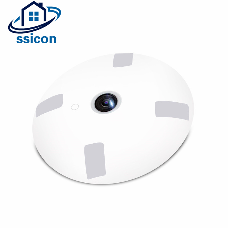 Aliexpress.com : Buy SSICON 1.3MP Fisheye IP 3D VR Camera