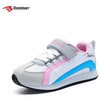 5fb8faaa Beedpan marca 2018 primavera otoño niños zapatos niños niñas zapatillas  niños Trainer zapatillas escuela niñas niños zapatillas