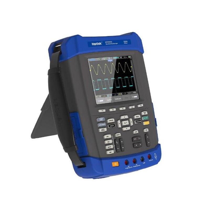 Hantek DSO8152E Digital Scopemeter with Handheld Oscilloscope Recorder Spectrum Analyzer Arbitrary Waveform Generator