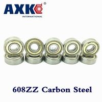 Free Shipping 608ZZ Bearing ABEC 7 50PCS 8X22X7 Mm Miniature 608 ZZ Longboard Skateboard Ball Bearings