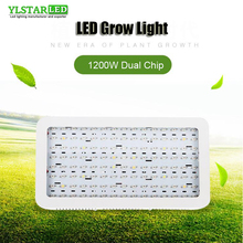 1200W LED Plant Grow Light Full Spectrum Lamps For Flower Veg Hydroponics System Grow/Bloom Tent
