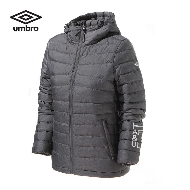 Umbro Women Short Training Down Jacket ATProof Wind Warm Keep Comfort Winter Jackets  ucb64046