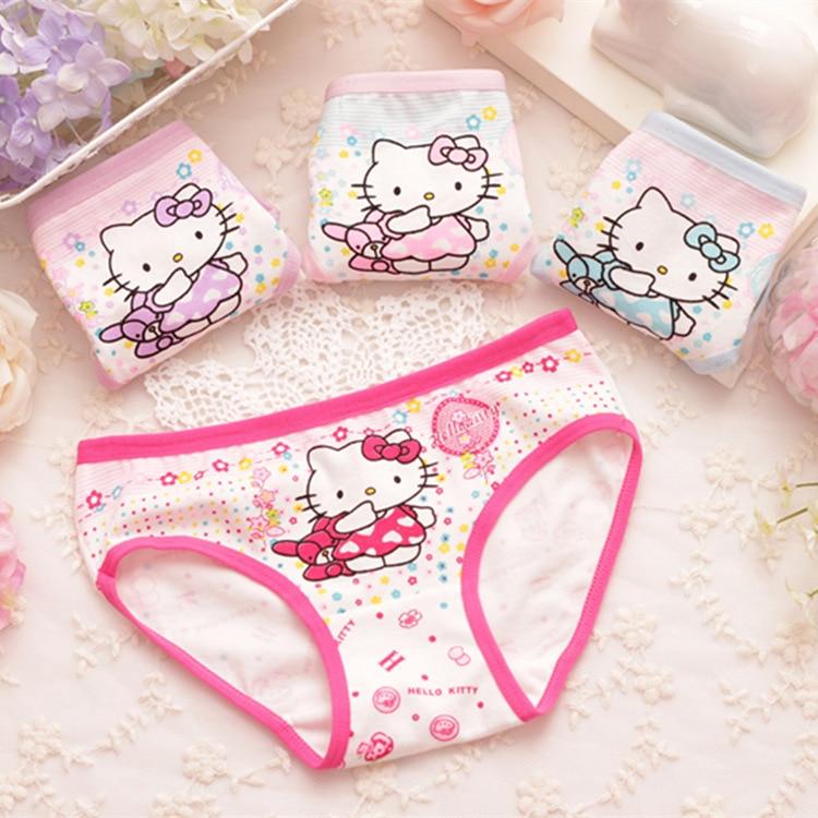 bebe Girls 5-Pack Bikini Panties