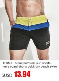 de Natação Bermudas Seco Rápida GINÁSIO Esporte Beachwear