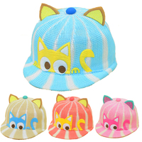 Straw Crochet Knitted Baby Hat Braids Animal Costume Cocoon Maio Infantil Hat Baby Summer Caps Infant