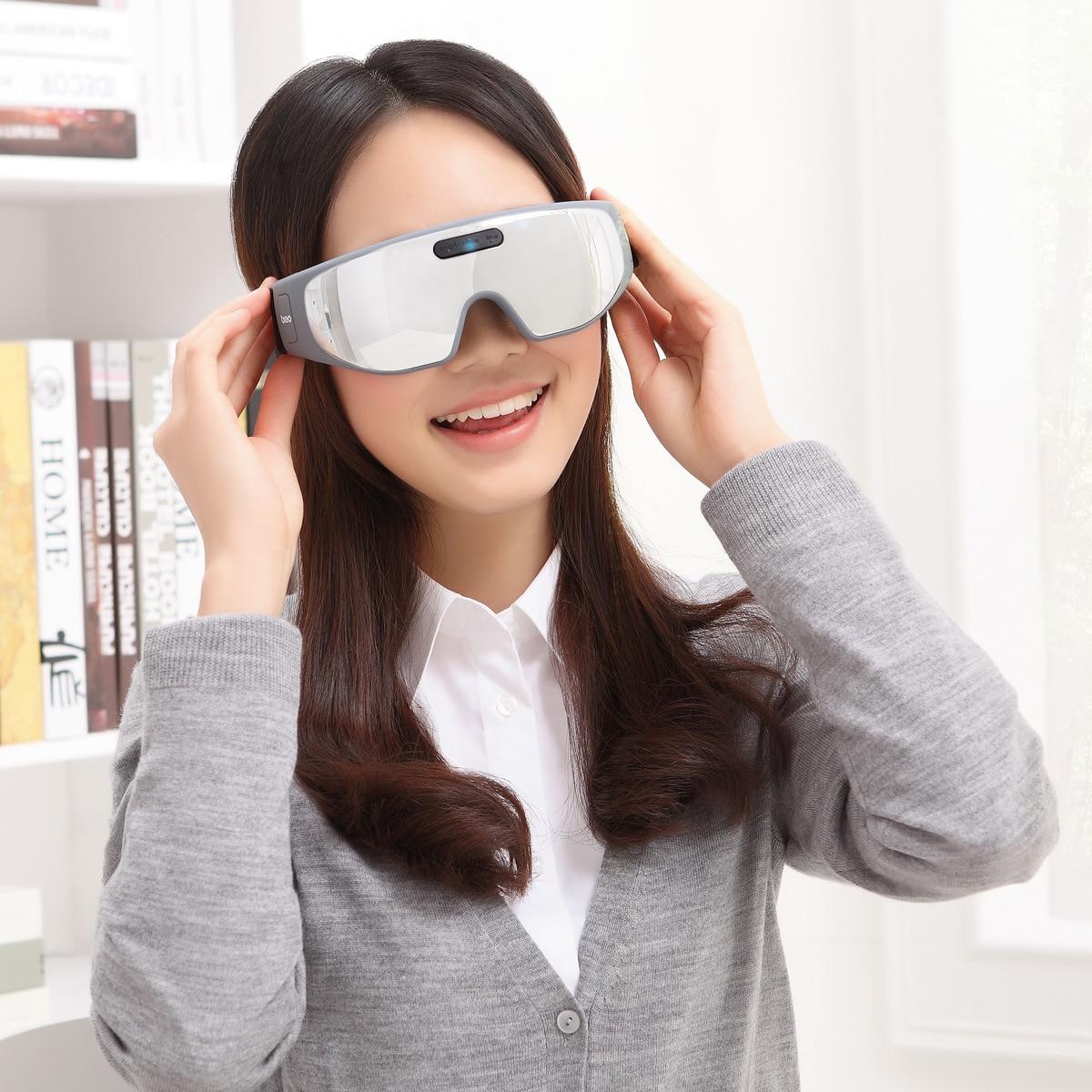 Top grade Eye massage eye massager eye protection device eliminate eye fatigue top grade mills