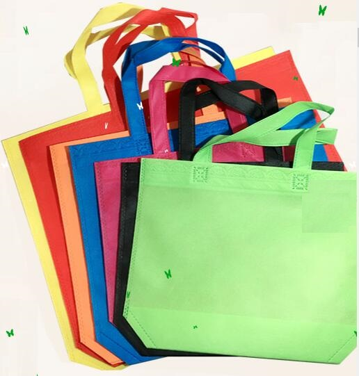 [Free Printing Logo,Free EMS Shipping] Non-woven/shopping Bag,Best For Company Logo,Gifts For Business 100pcs/lot