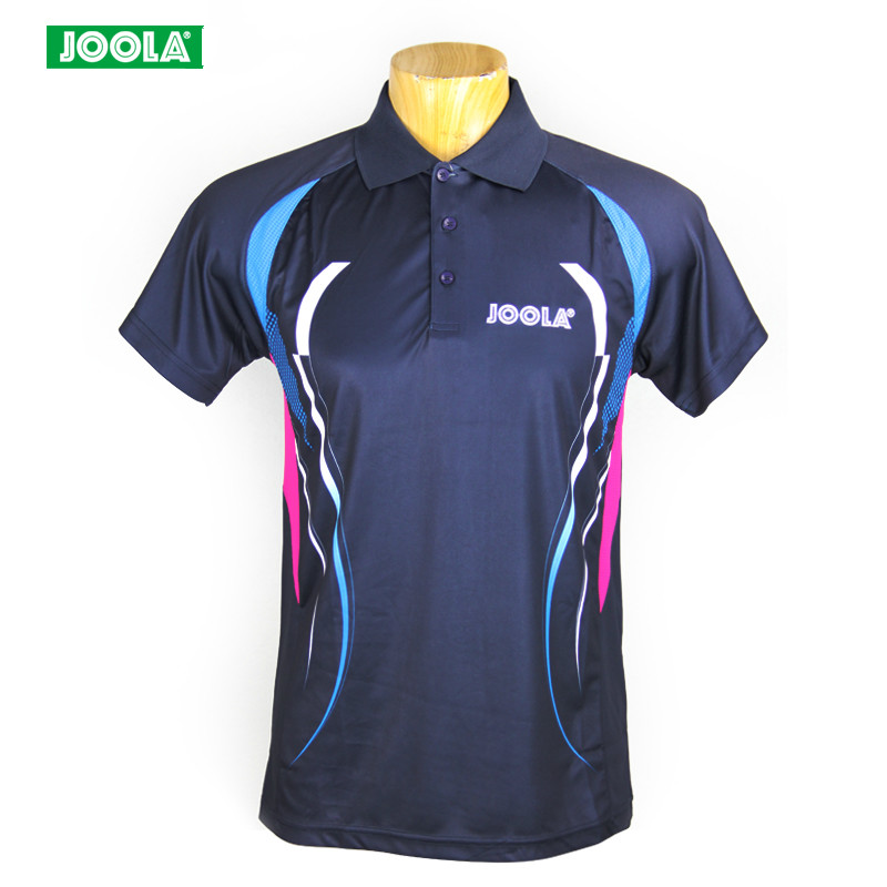 Original JOOLA Summer Style table tennis badminton shirt Fitness Outdoor Sports  shirt Quick Dry For men and Women T-shirt