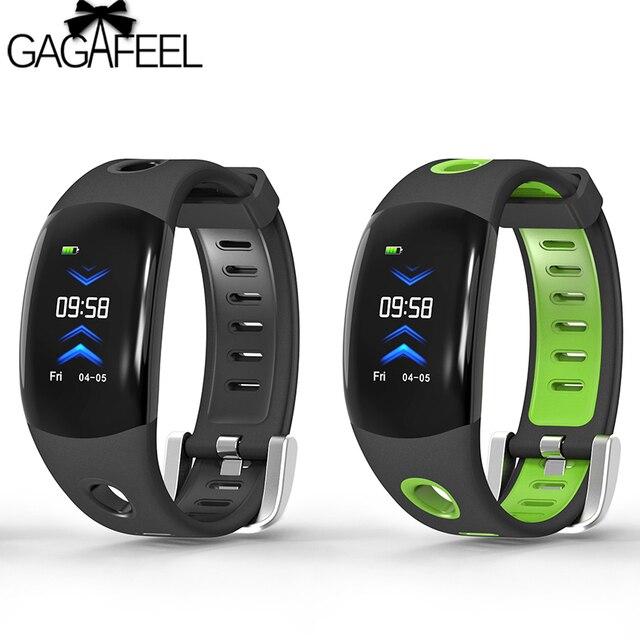 DM11 Smart band 3D Dynamic UI Fitness tracker Bracelet Heart rate Monitor Wristb