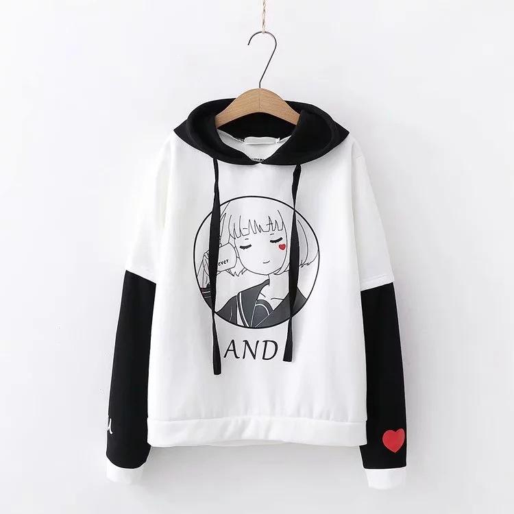 Lolita bluza odzież Kawaii 3