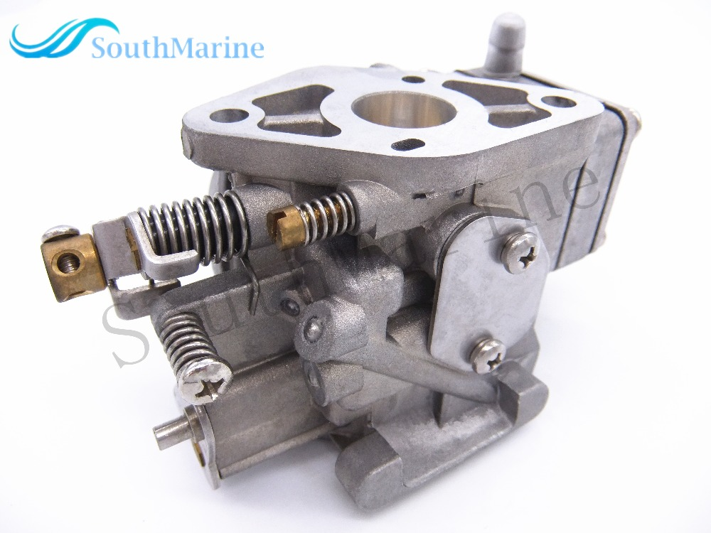 6L5-14301-03-00 6L5-14301  Carburetor Assy For Yamaha 3M Outboard Motors Engine Marine Parts