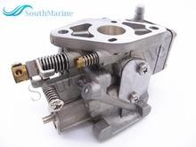6L5 14301 03 00 6L5 14301 montaje de carburador para Yamaha 3M motores fuera de borda motor piezas marinas