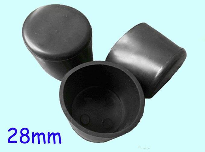 Mm plastic pvc feet cover ending flexible wood floor