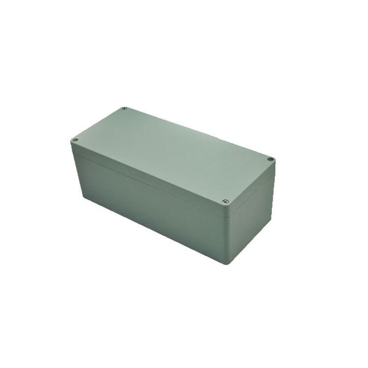 IP67 boîtier étanche en Aluminium boîtier de commutation boîtier de Distribution 320x120x90mm FA38