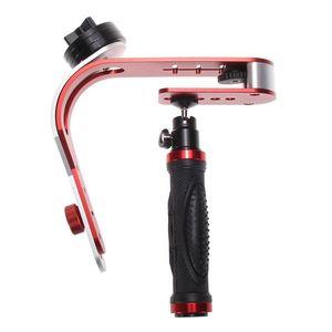 Image 4 - Mini stabilisateur de poche vidéo steeryam pour appareil photo numérique HDSLR DSLR caméscope DV téléphone portable + gants livraison gratuite