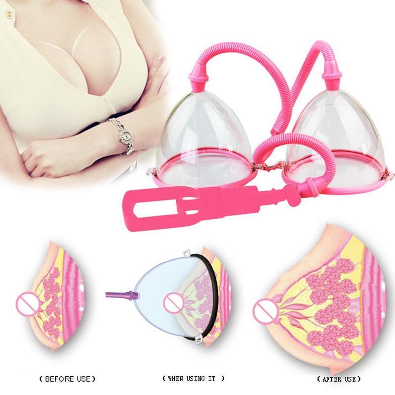 Breast Enlarge Pump,Breast Massager Enhancer Large Size Electric Breast Enlargement Pump With Twin Cups L35 breast enlarge pump breast massager enhancer large size electric breast enlargement pump with twin cups l3