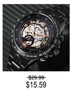 35100063b الفائز أعلى العلامة التجارية الفاخرة الرجال الميكانيكية ووتش مضيئة الأيدي  جولة الهيكل العظمي ووتش جلدية حزام الذكور ساعة اليد تصميم فريد