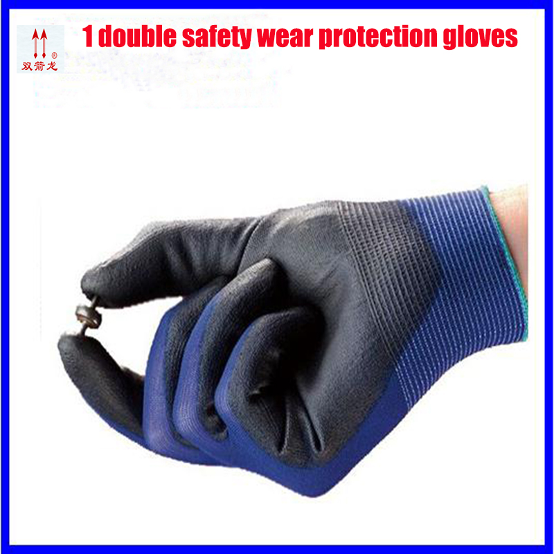New articles mechanic gloves high quality Ultra thin Fine operation protection gloves Palm thicker safety gloves working articles