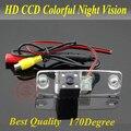 Venta caliente Chip CCD de Visión Trasera CÁMARA Reversa Aparcamiento para Hyundai Elantra/Terracan/Tucson/Accent/Kia Sportage R 2011