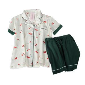 mialucce pajamas sets 100% cotton summer pyjamas women 05fb19d70e8f