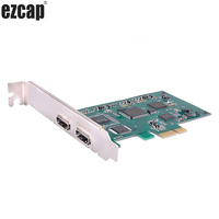 PCI Express HD Video capture Card PCIE 1080P 60FPS HDMI Capture Card vmix wirecast obs game/meeting live broadcast streaming