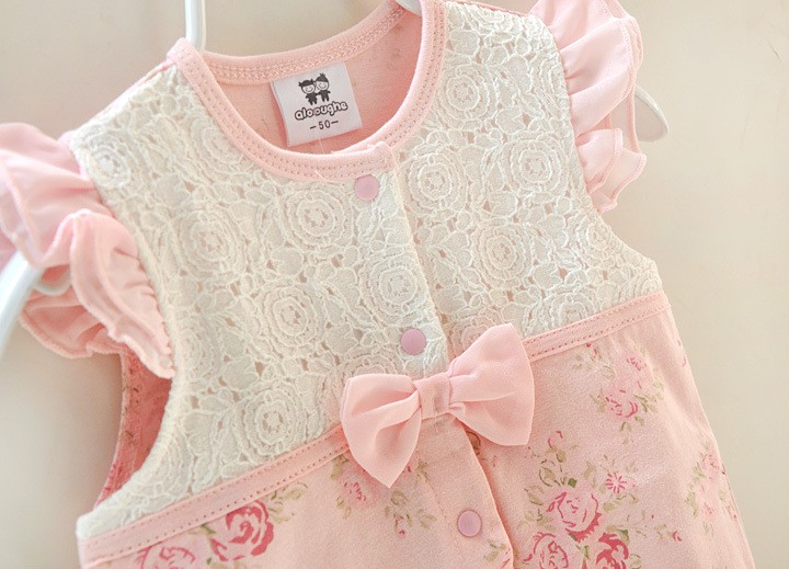 Baby Girls Rompers (1)