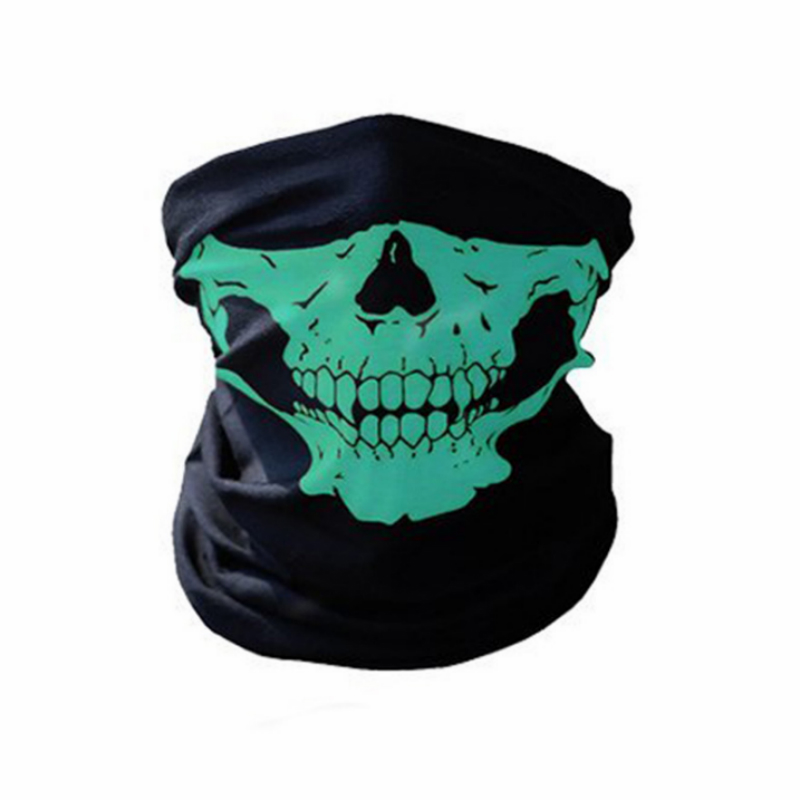 9-1-2-Piece-Motorcycle-SKULL-Ghost-Face-Windproof-Mask-Outdoor-Sports-Warm-Ski-Caps-Bicyle-Bike