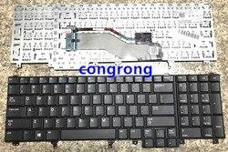 Dla DELL E6520 E5520 M4600 M6600 E5530 E6530 M4700 M6700 angielskiej klawiaturze laptopa usa