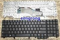 For DELL E6520 E5520 M4600 M6600 E5530 E6530 M4700 M6700 English Laptop Keyboard US