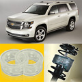 2pcs Super Power Front Shock Absorber Coil Spring Cushion Buffer For Chevrolet Tahoe 2015