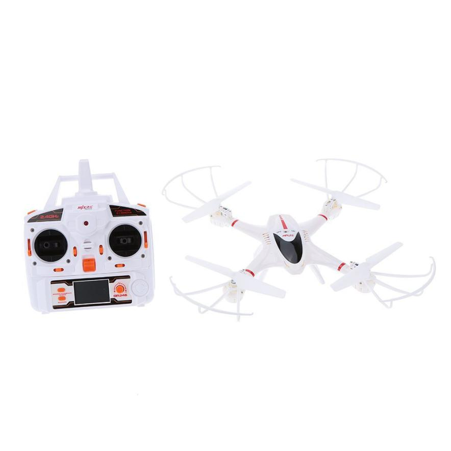 Drones With Camera X400 2.4G 6-axis 4CH RC Quadcopter Drone RC Helicopter With C4005 FPV Camera High Quality A14 profession drones big quadcopter 2 4g 6 axis rc helicopter drone with gimble can add fpv wifi camera hd vs mjx x101