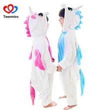 84d817b26094c Licorne animaux peignoirs pour filles enfants vêtements de nuit garçons  Pokemon Robes de bain enfants à capuche polaire vêtement.