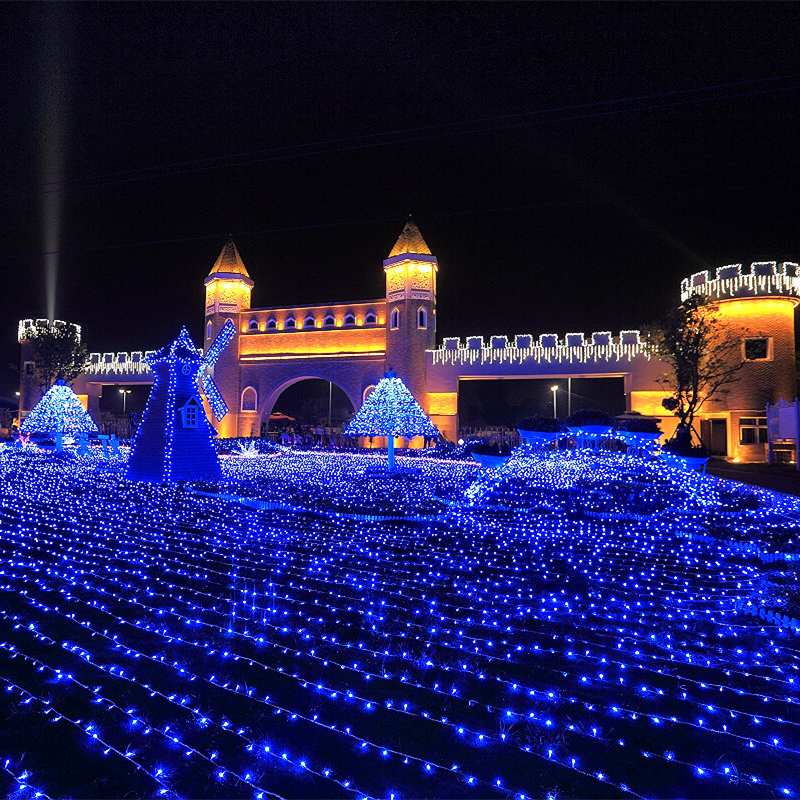 Novelty 600 leds 100M flasher string Lighting for outdoor/ indoor Wedding Party christmas tree Twinkle Fairy decoration Lights Pakistan