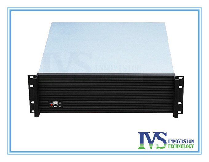 Upscale Design Industrial computer case RC3500L with Aluminum Front-panel 3U rack mount chassis/server case upscale al front panel 2u server case industrial computer rc2400lp standard 2u rack mount chassis