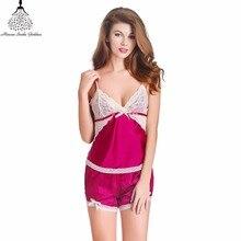 Sleepwear Pyjama Women pijama set Home Clothing Female Sleepwear pajama nightgown female nightwear Sexy Lingerie Nightgowns robe
