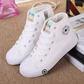 2017 Spring Fashion Children  Solid Color Casual Canvas Shoes Boys Girls Shoes Fashion Sneakers Outdoor Sports Shoes