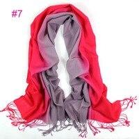 2015 Женская модная осень, шали, бренд шарф, Tie Dye платок, шерстяной шарф, бандана, пашмины кашемира, платки и шарфы, накидка