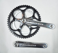 BONTRAGER 53*39 170 175 7075 cnc 9 speed mm aluminum alloy folding road bike crank set