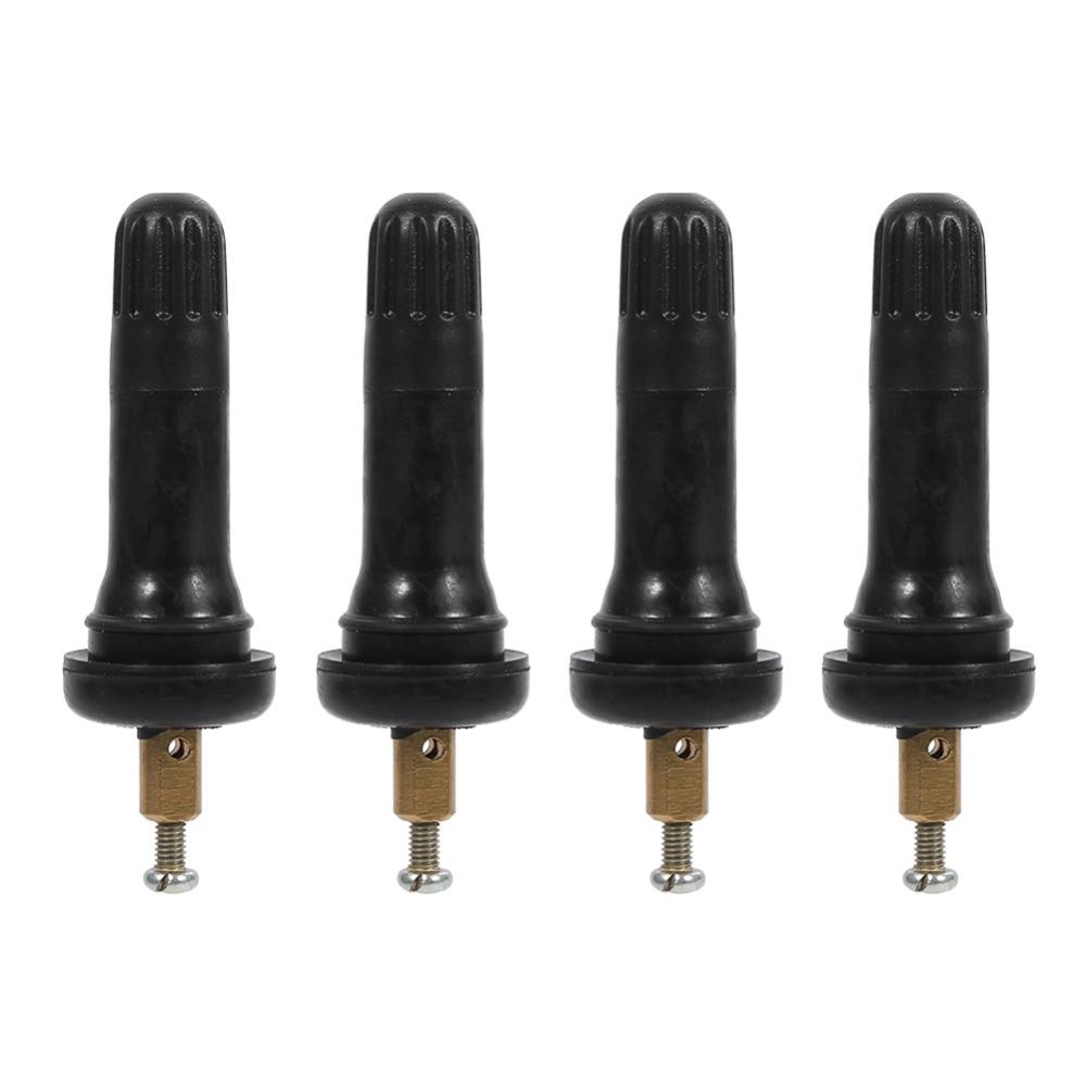 sensor valve stem pcs tpms tire pressure monitoring system anti explosion snap  tire valve