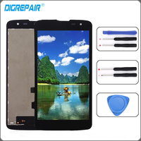 X210ds Lcd 5 0 For LG K7 Display X210 X210DS LCD Display Touch Screen Digitizer Full