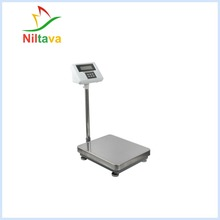 Y2510-A High precision platform weighing scale 100kg 1g AND rs232 scales