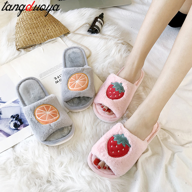 flat slippers women shoes autumn spring home slippers women casual slippers flip flops cute zapatos mujer 2019 fruit shoes womenflat slippers women shoes autumn spring home slippers women casual slippers flip flops cute zapatos mujer 2019 fruit shoes women