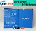 Zopo zp999 batería nueva 100% bt55t 2700 mah nueva batería para zopo zp999 teléfono móvil + en stock