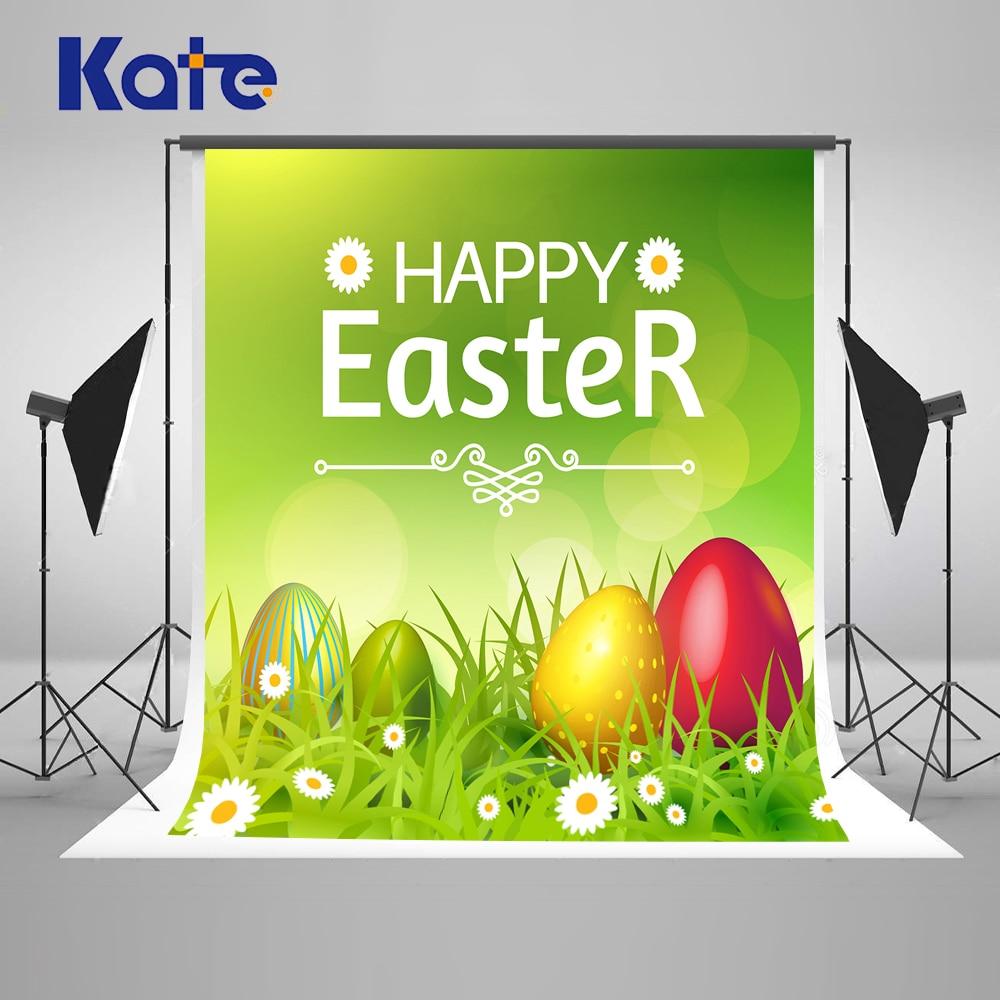 Kate Spring Photography Backdrops Easter Egg Backdrops Backdrops Beautiful Customize Seamless Background Photo