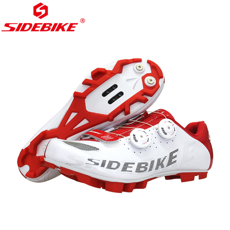 SIDEBIKE Cycling necessary Bike race MTB and road bike font b shoes b font Applicable to