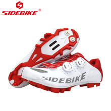SIDEBIKE Cycling necessary Bike race MTB and road bike shoes Applicable to a variety of occasions, bicycle shoes new cycling